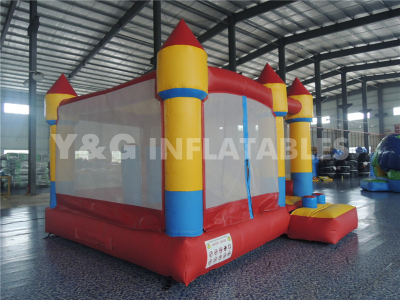 Colorful Inflatable Castle   YC-01