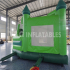 Green Inflatable Castle   YC-09