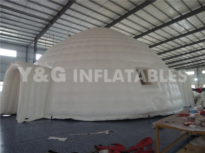 Point pull style tent   YT-12