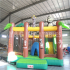 Safari Bouncer with slide   YCO-39