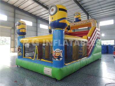 Inflatable Minions slide   YS-02