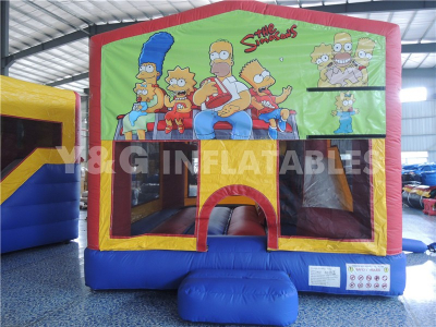 Simpsons combo bouncer slide   YCO-46