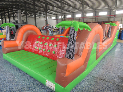 Inflatable obstacle  YO-05