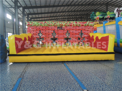 Human Wall Inflatable Obstacle   YO-21
