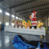 Father Christmas Inflatable Obstacle   YO-25