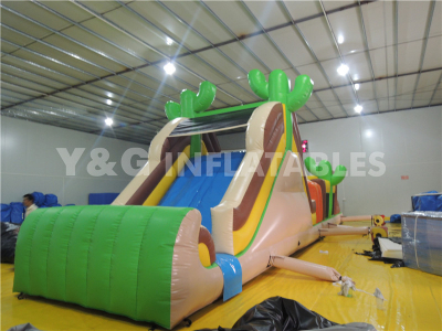 Ox Horn Inflatable Obstacle   YO-28
