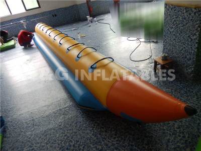 Inflatable banana boat  YW-06