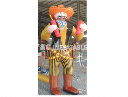 inflatable decoration-west cowman   YGS-07