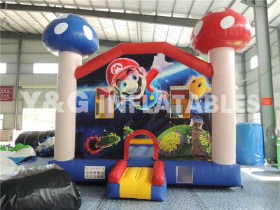 Super Mario Bouncer House   YGS-30