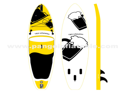 Ice Beer Inflatable Sup YNN94